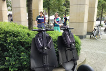 City Segway Tours, Berlin, Germany