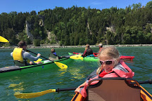 Great Turtle Kayak Tours, Mackinac Island, United States