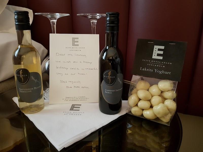 Elite Hotel Adlon