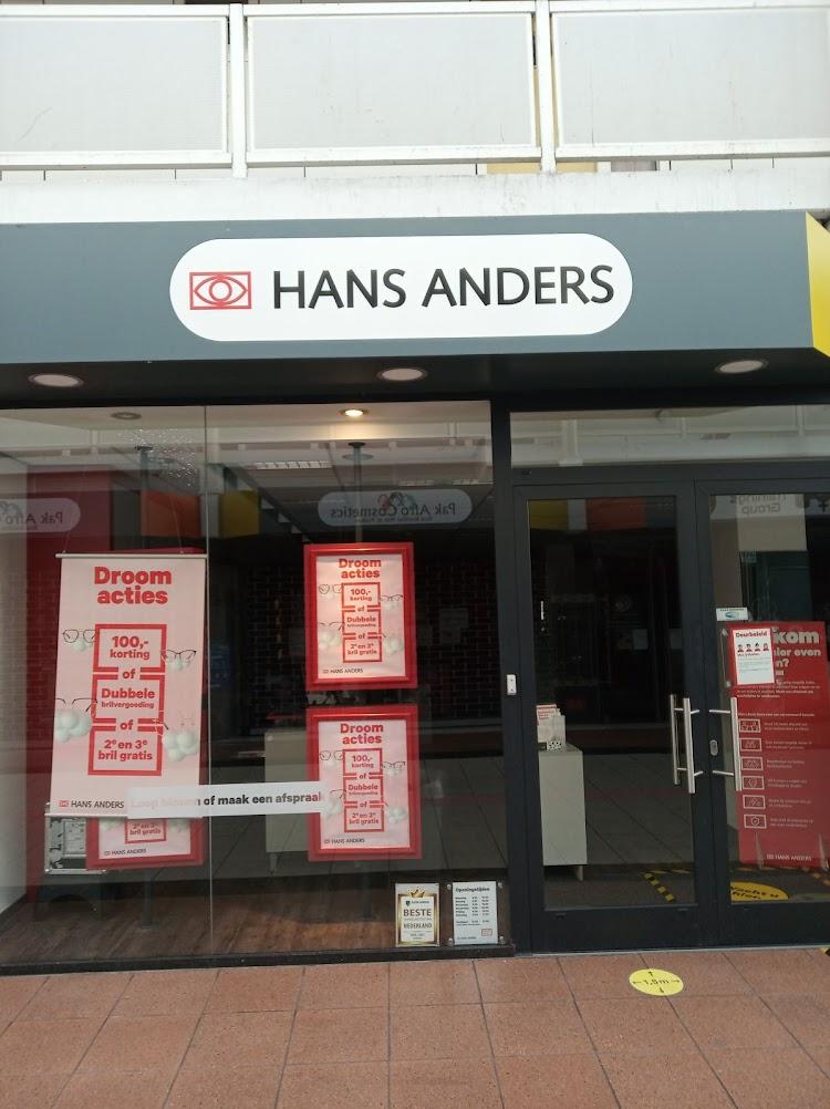 Hans Anders Opticien Almere Stad Almere