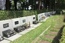 Kodaira Cemetery, Higashimurayama, Japan