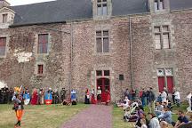 Château de Comper - Centre Arthurien, Paimpont, France