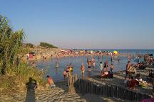 San Pietro in Bevagna Beach, Manduria, Italy