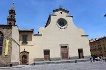 Basilica di Santo Spirito, Florence, Italy