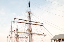 Galveston Historic Seaport - Home of the 1877 Tall Ship ELISSA, Galveston, United States