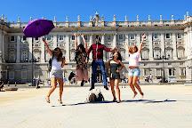 4U Madrid Walking Tour, Madrid, Spain