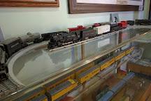 Railroad Museum & Magic City Express, Minot, United States