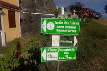 Jardin des 5 Sens, Rodrigues Island, Mauritius