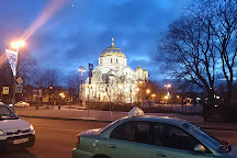 Naval Cathedral of St. Nicholas, Kronshtadt, Russia