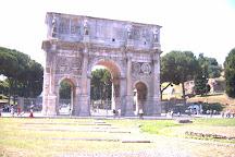 Arco di Costantino, Rome, Italy