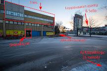 Pakotarinat, Espoo, Finland