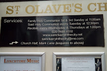 St Olave's Church, London, United Kingdom
