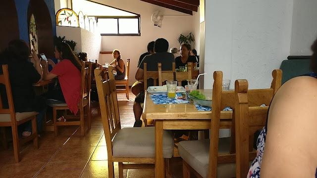 Restaurante Punto Azul