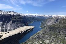 Trolltunga, Odda, Norway