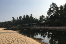 Half Moon Beach, Gokarna, India