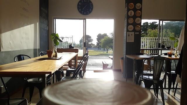 Boston Coffee Shop