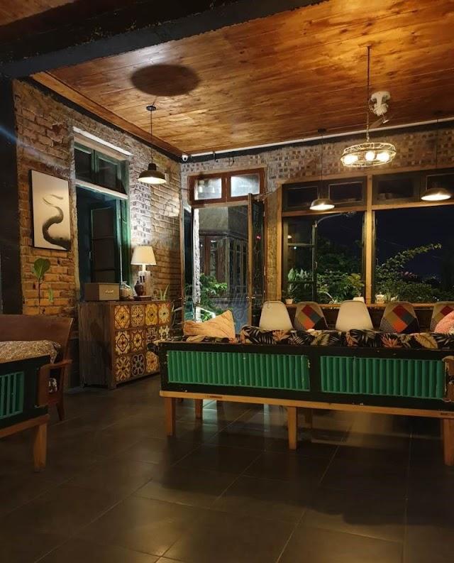 Nhà Gỗ Cafe