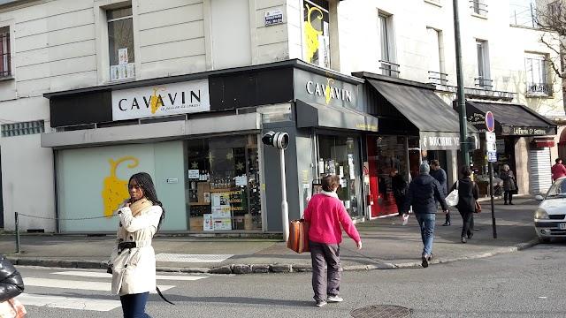 Cavavin le Raincy