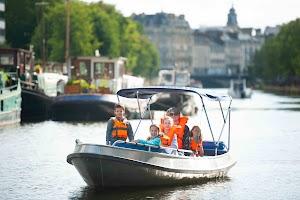 L'embarcadère - Bateau sans permis - Canoë - kayak - Paddle