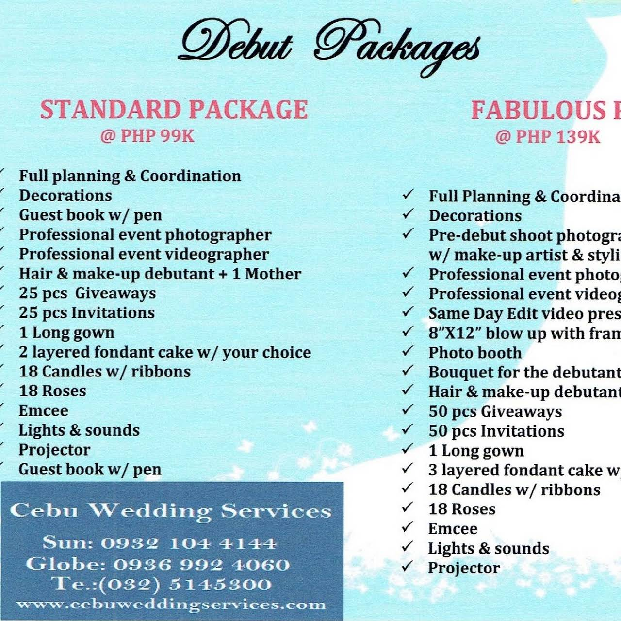 Cebu Wedding Services Wedding Planner In Poblacion Oriental
