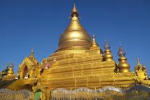 Kuthodaw Pagoda & the World's Largest Book, Mandalay, Myanmar