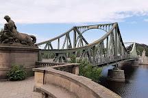 Glienicke Bridge, Potsdam, Germany