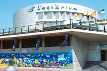 L'Aquarium de Barcelona, Barcelona, Spain