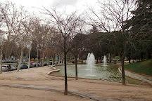 Parque el Paraiso, Madrid, Spain