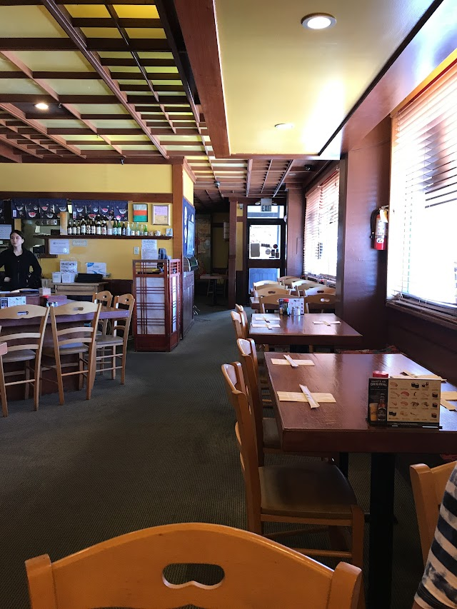 SF Izakaya Sushi Bar