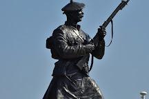 The Black Watch, Ieper (Ypres), Belgium