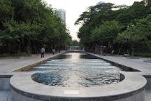 Tin Shui Wai Park, Hong Kong, China