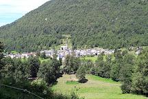 Cascade d'Ars, Aulus-les-Bains, France