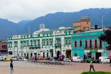 Plaza Espana, Bogota, Colombia