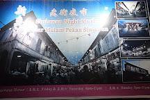 Siniawan Night Market, Kuching, Malaysia
