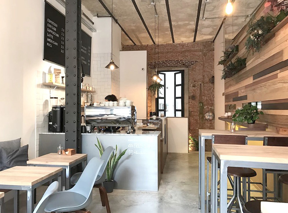 La Colectiva Café: A Work-Friendly Place in Madrid