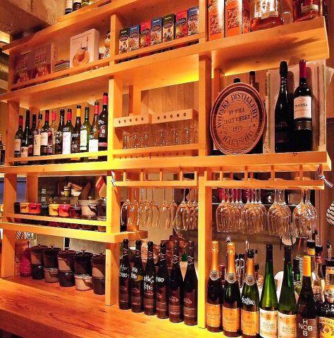 ワインの酒場。ディプント渋谷駅前店