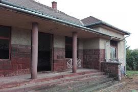 Железнодорожная станция  Veszprem