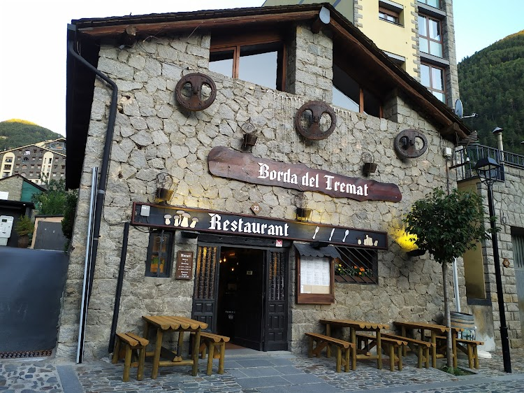Restaurant Borda del Tremat