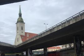 Автобусная станция   Bratislava Bratislava Most SNP