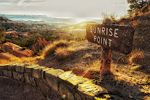 Sunrise Point, Bryce Canyon National Park, United States