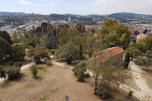 Igreja de Sao Miguel do Castelo, Guimaraes, Portugal