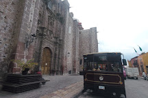 Templo y Ex Convento San Franscisco, San Miguel de Allende, Mexico