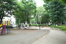 Ikebukuro West Entrance Park, Toshima, Japan