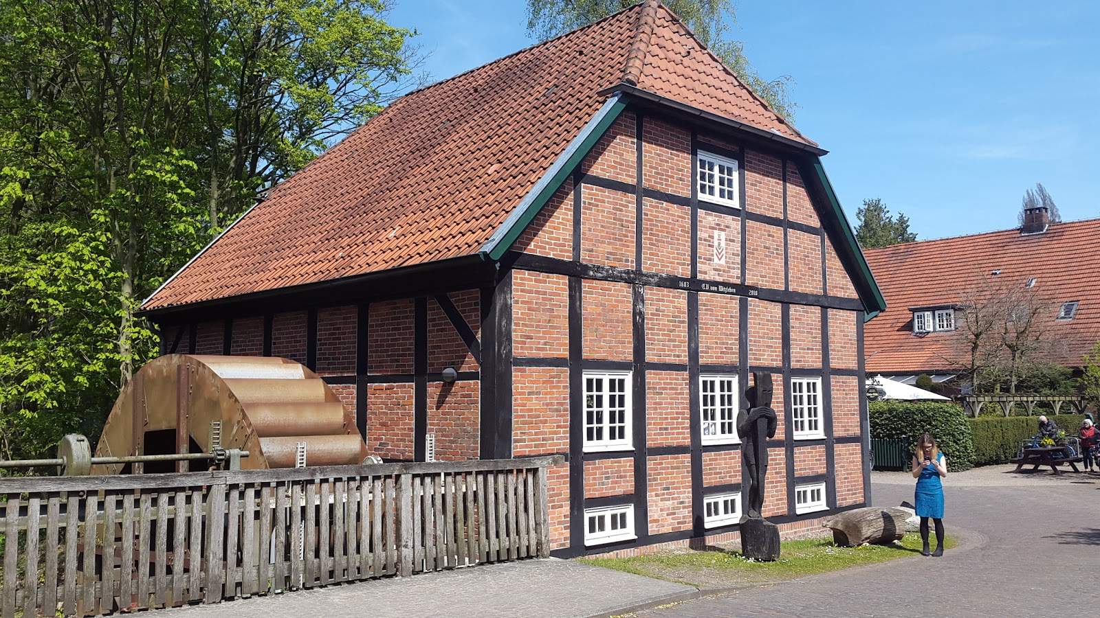 Klosterschänke Hude - Delmenhorst, Germany - Tripcarta