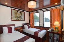 Oasis Bay Party Cruise - Halong Bay, Tuan Chau Island, Vietnam
