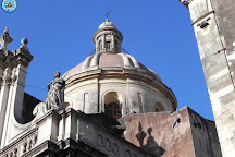 Chiesa San Michele Arcangelo ai Minoriti, Catania, Italy