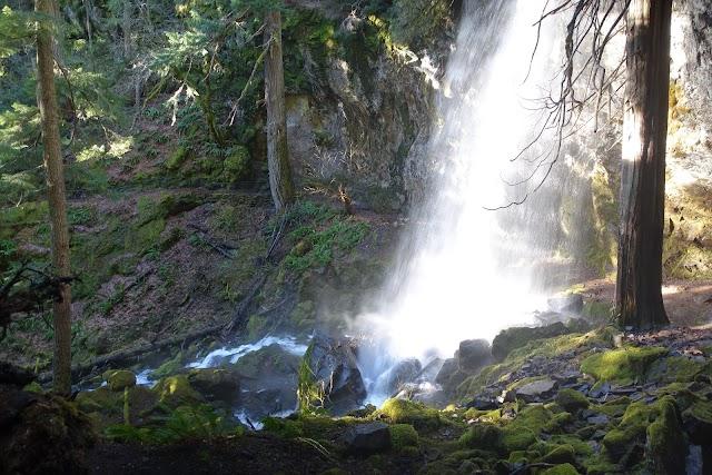 Grotto Falls Trailhead
