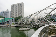 The Helix Bridge, Singapore, Singapore