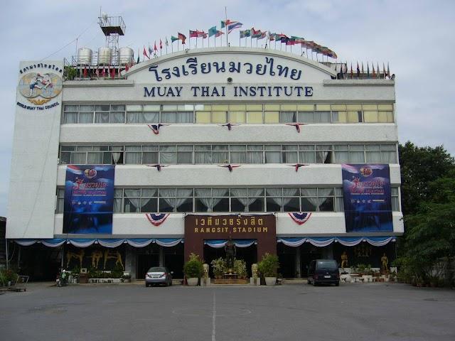 Muay Thai school