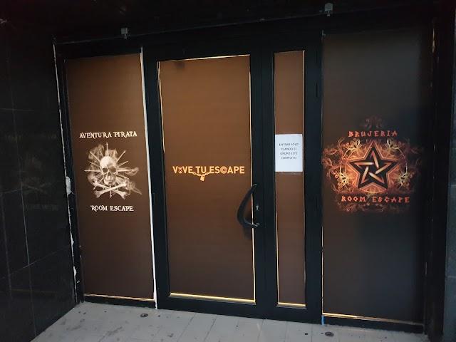 Brujeria Room Escape de miedo Vive tu Escape